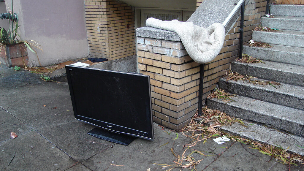 The End Of The Living Room TV