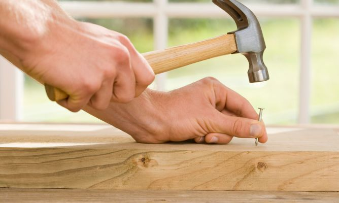 Clavo para madera