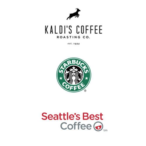 coffee brans at Office Essentials