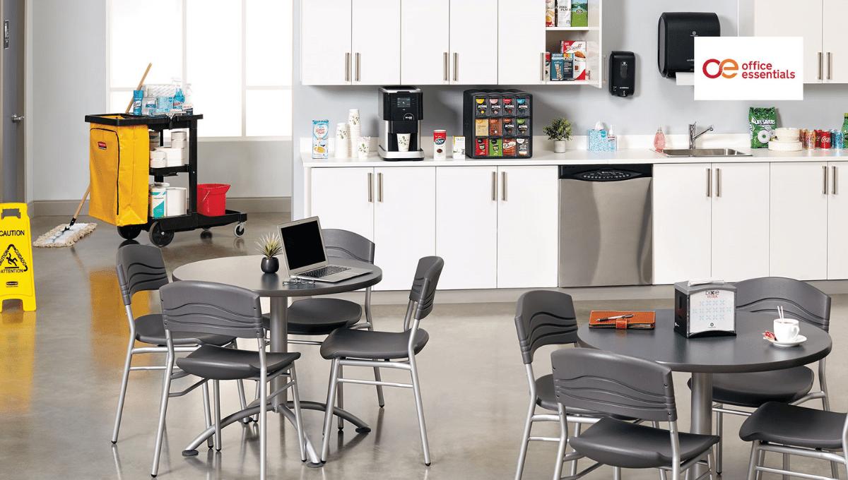 breakroom supplies at Office Essentials