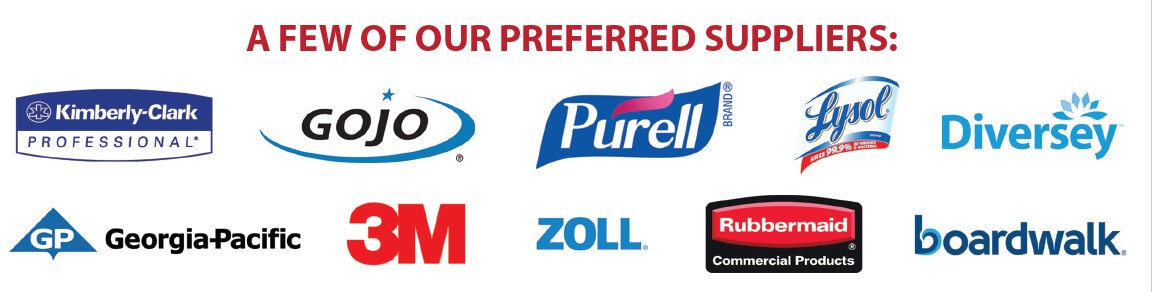 janitorial supplies providers