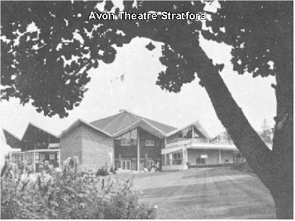 Award-Winning Engineering: Structural Design of Avon Theatre in Stratford