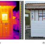 Determining overall heat transfer coefficient (U-Value) of wood-framed wall assemblies in Canada using external infrared thermography