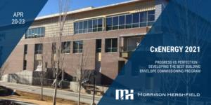 Progress vs Perfection – Developing the Best Building Envelope Commissioning program April 20-23