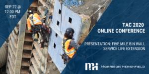 Five Mile Bin Wall Service Life Extension Morrison Hershfield