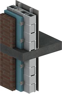 Brick Ven Assembly
