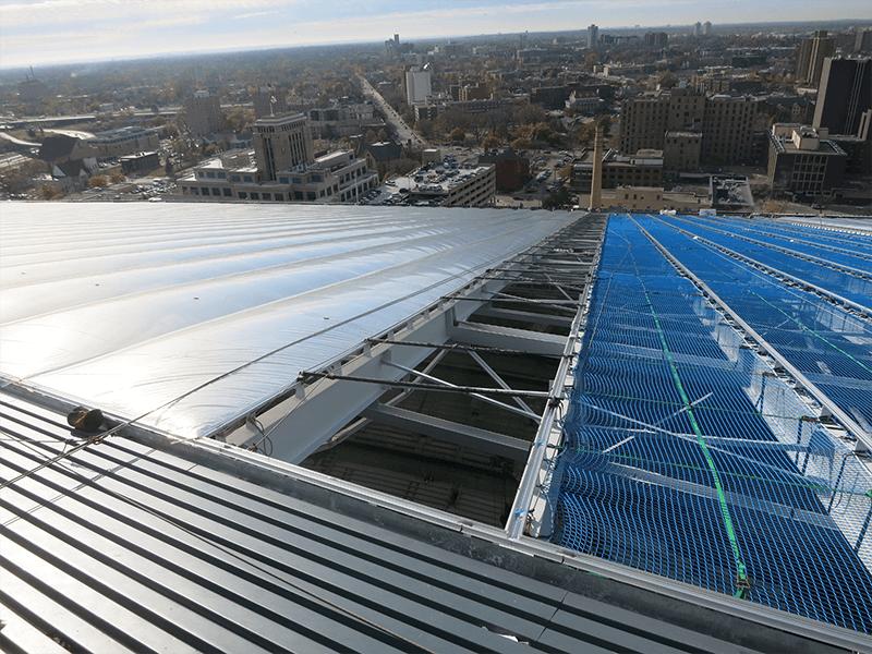 Stadium Roof ETFE