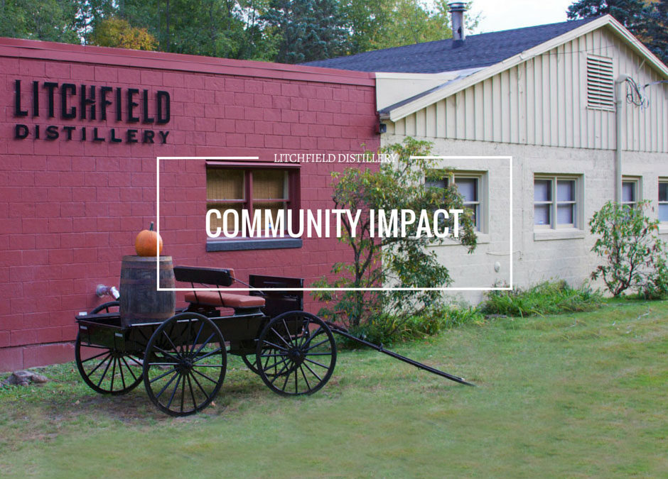 COMMUNITY IMPACT REPORT: SUMMER 2016
