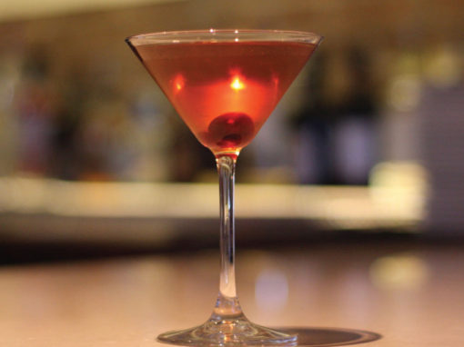 Litchfield Vanilla Manhattan