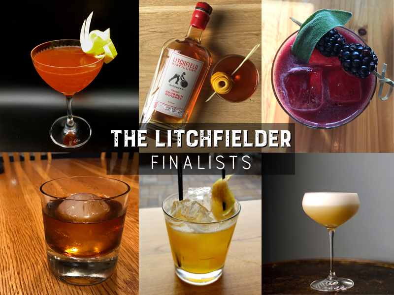 The Litchfielder Cocktail Competition Finalists