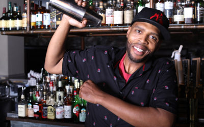 Mixology Spirit: Khalid Williams