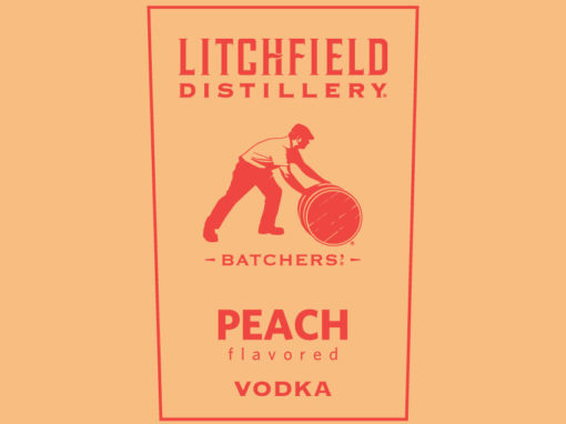 Batchers' Peach Vodka