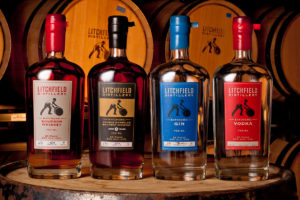 Litchfield Distillery Spirits