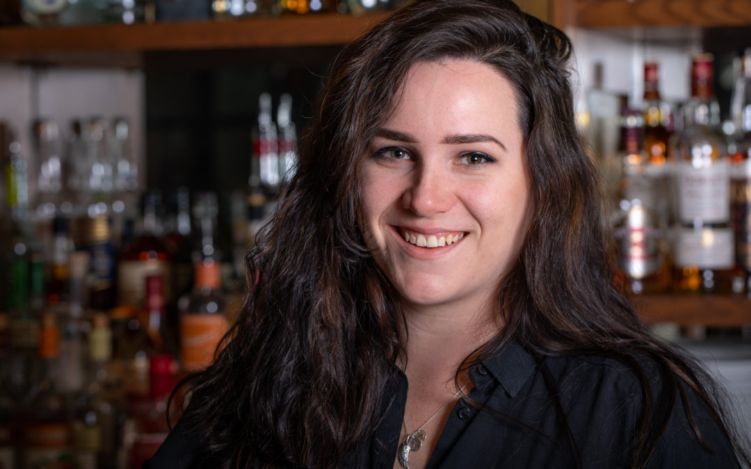 Mixology Spirit: MeKayla Roy