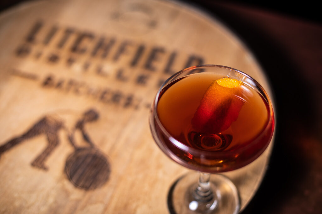 Barreled Martinez