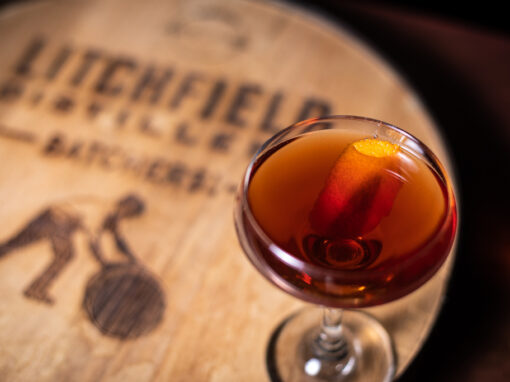 The Barreled Martinez
