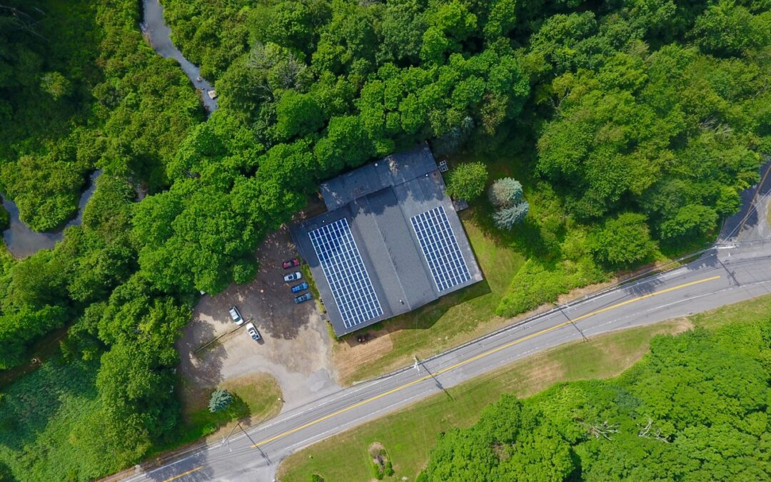 Litchfield Distillery Goes Solar