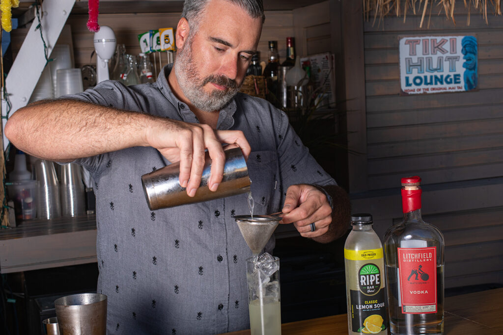 Mixology Spirit featuring JD Altobello