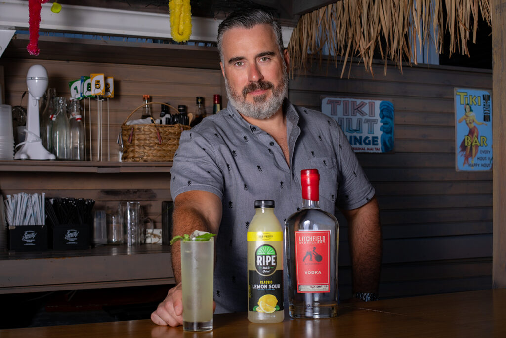 JD Altobello on Mixology Spirit