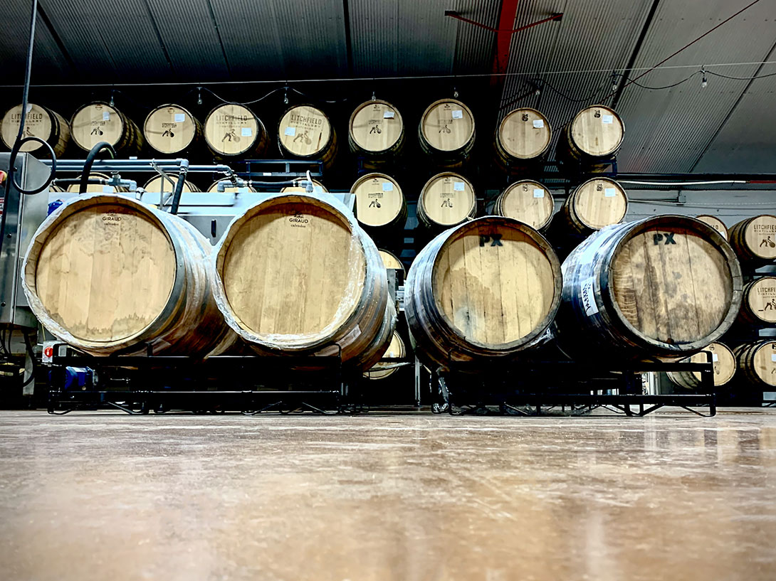 New Barrels to Fill