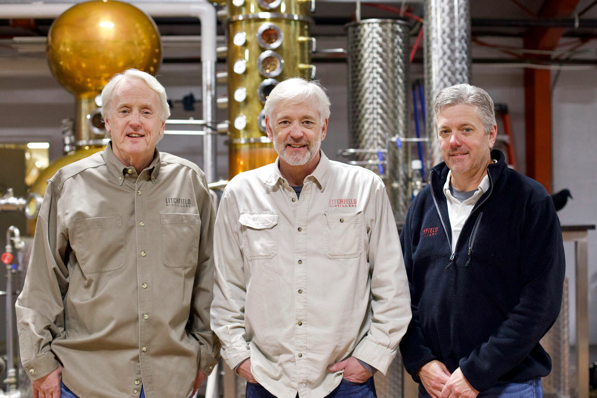 The Batchers of Litchfield Distillery