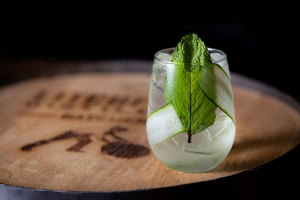 A Spin On The G&T
