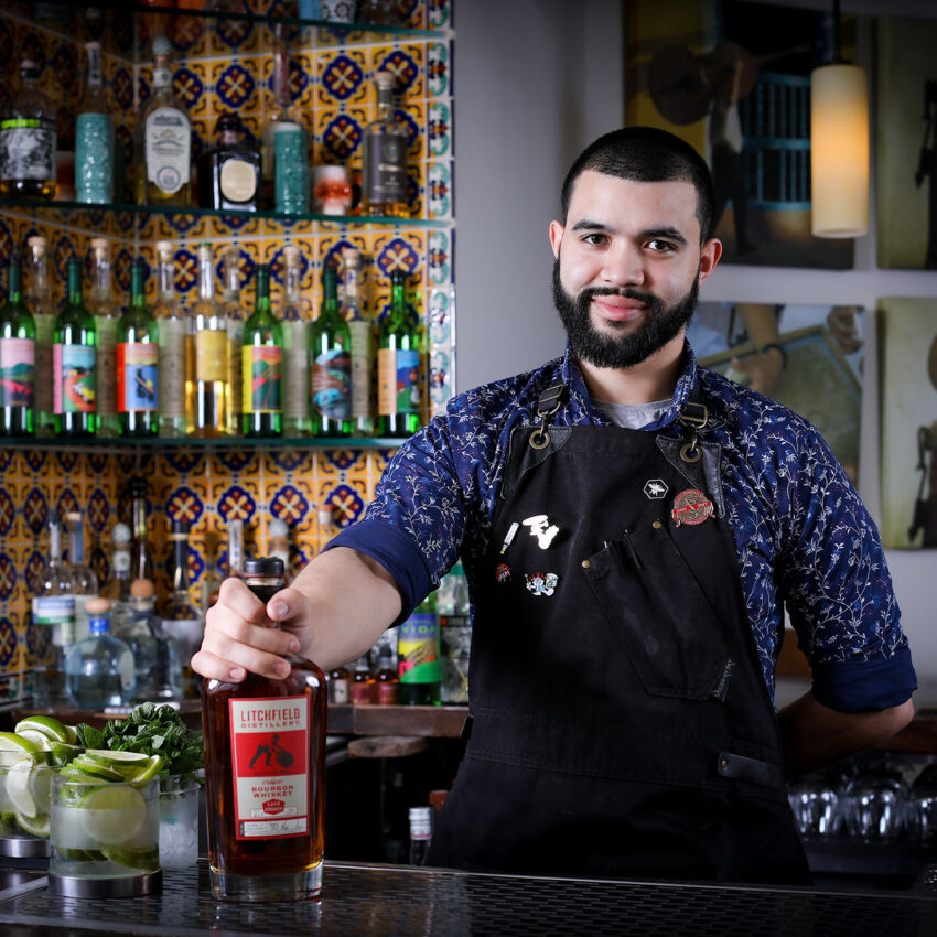 Mixology Spirit Guest, Sammi Reyes of Mazon Tapas Bar & Restaurant