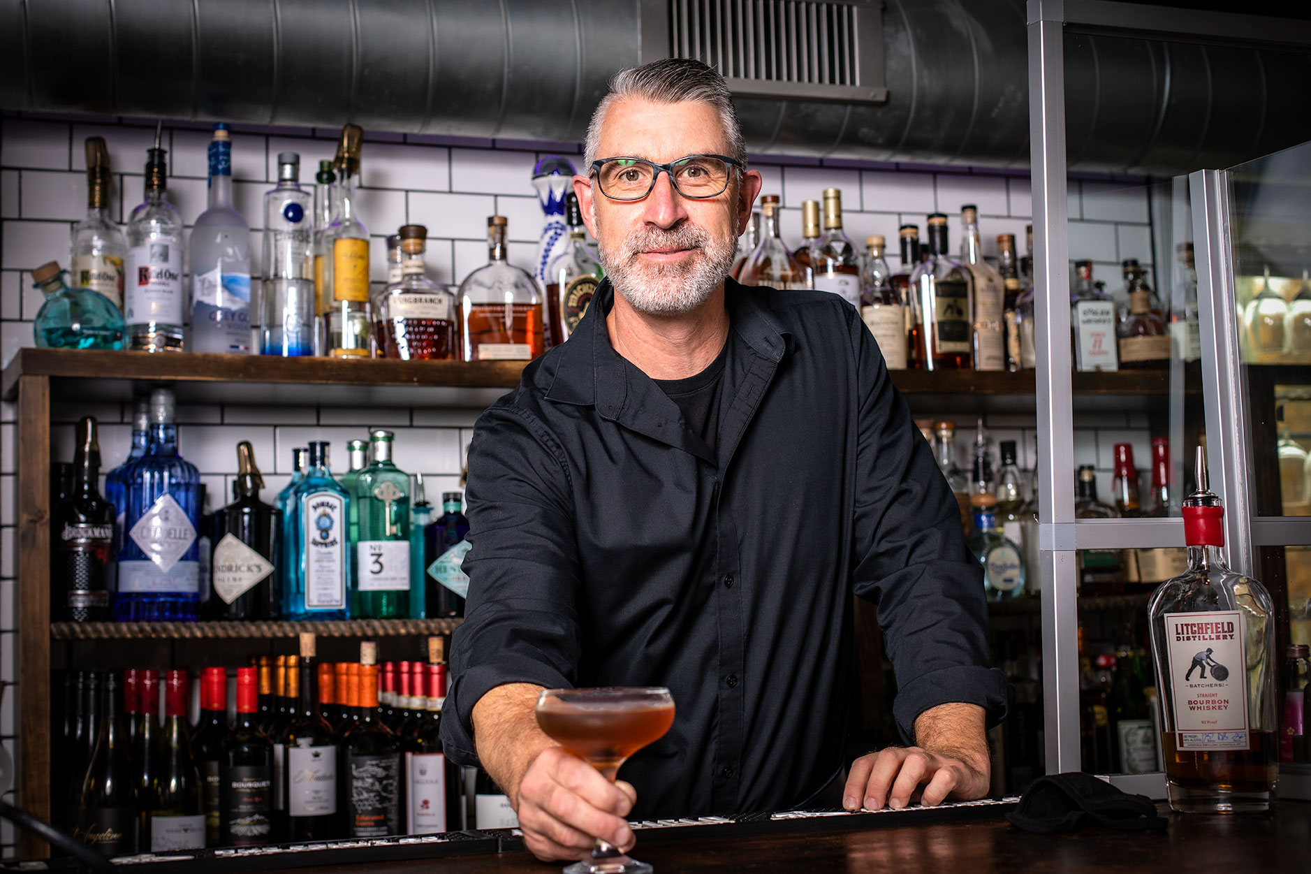 Mixology Spirit with Larry Jansons