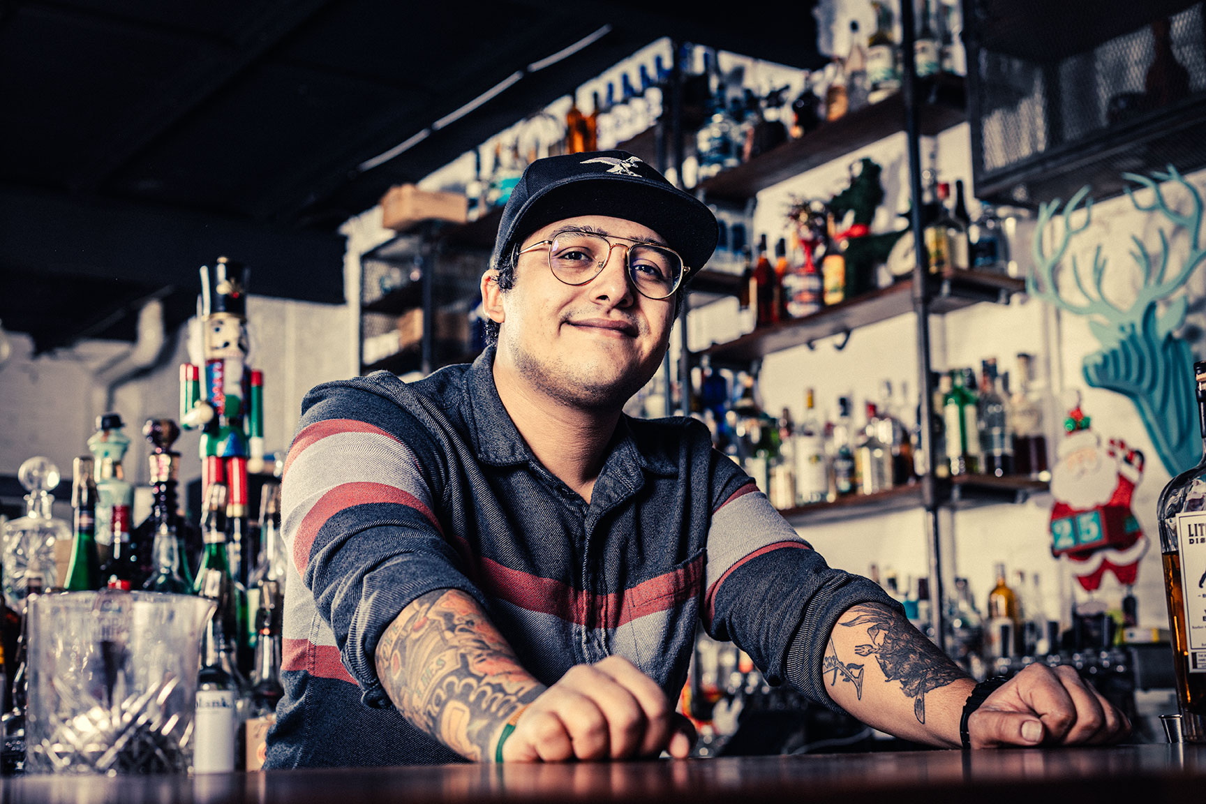 Mixology Spirit with Dustin Amore