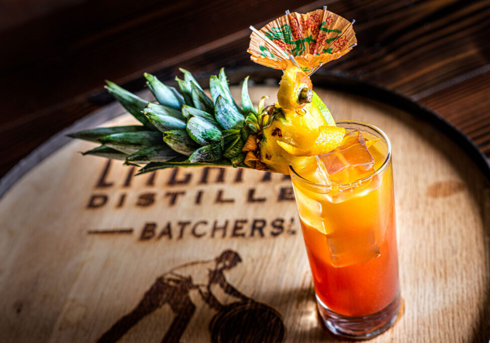 Agave Sunrise by Litchfield Distillery