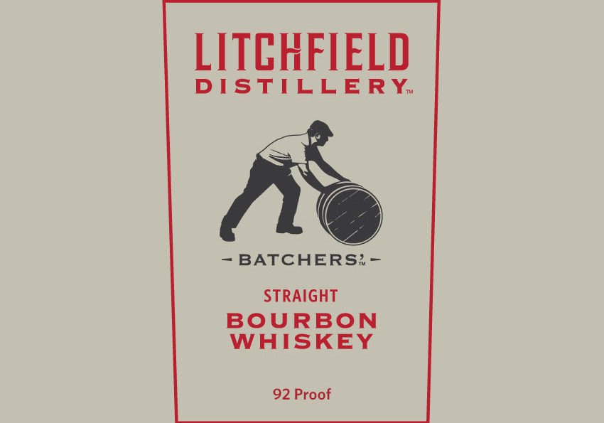 Litchfield Distillery Straight Bourbon 92 Proof