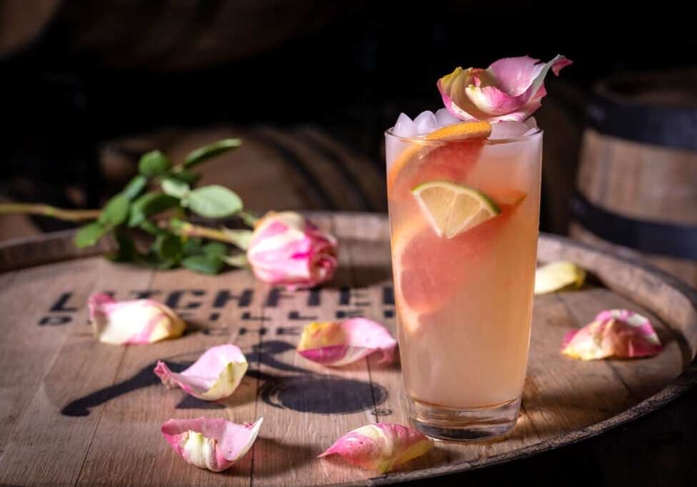 Rose & Ginger Paloma