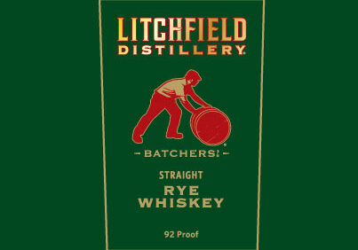 Litchfield Distillery Straight Rye Whiskey