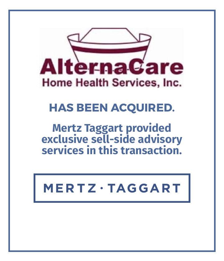 Alternacare Acquired