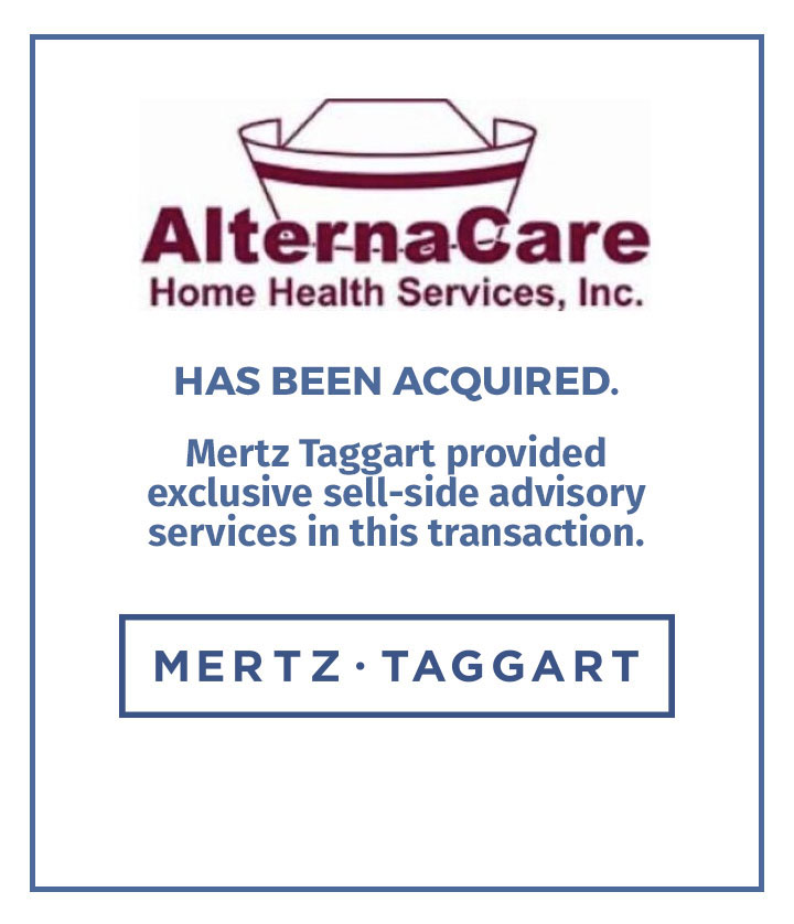 Alternacare Acquired