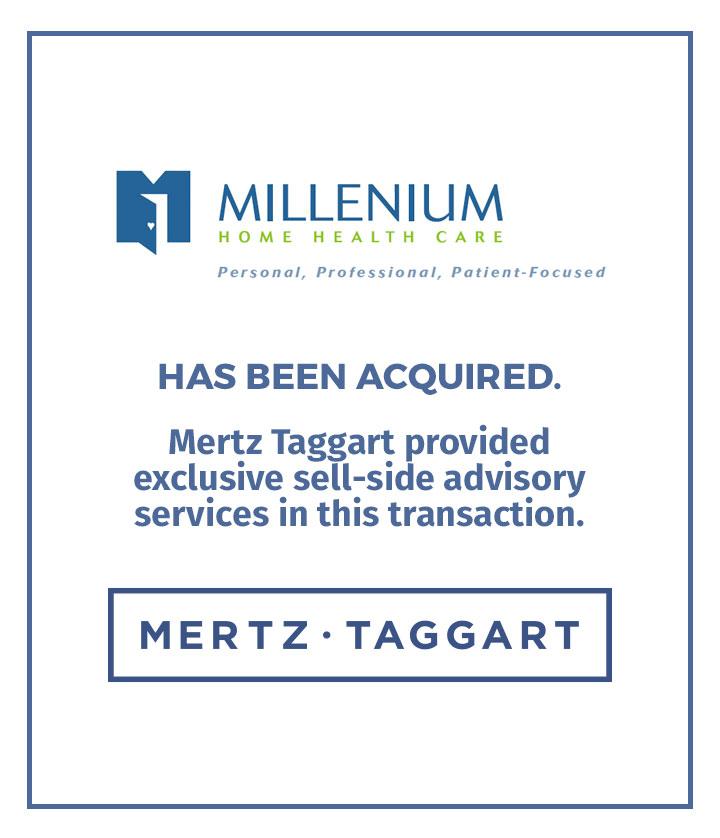 Millenium Acquired