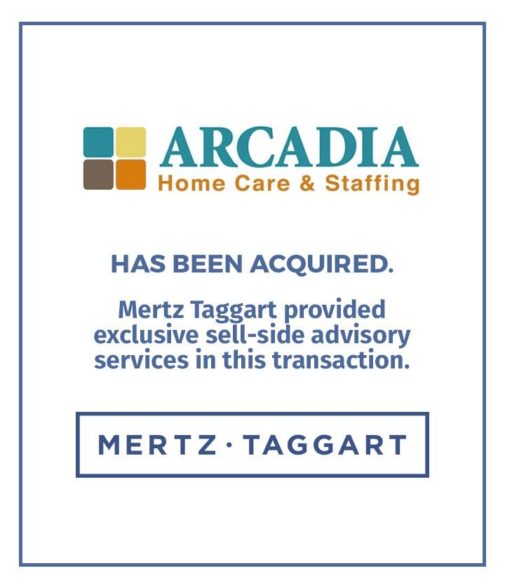Arcadia Acquired