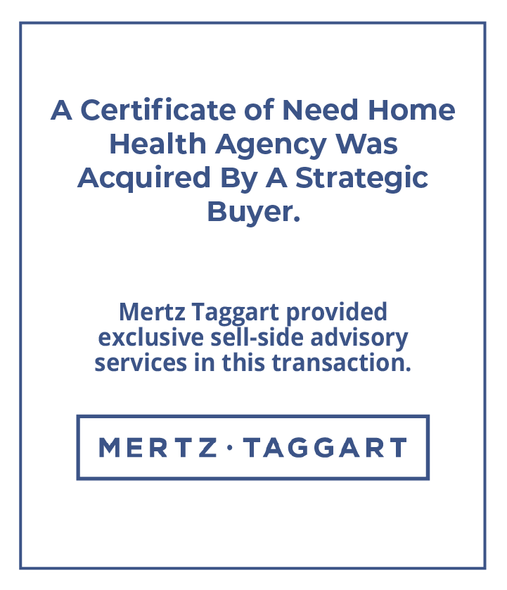 Health Agency Certificate