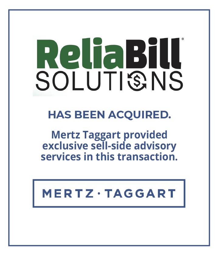 Reliabill Acquired