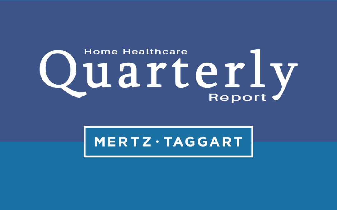 Home Health, Home Care & Hospice M&A Report: Q1 2020