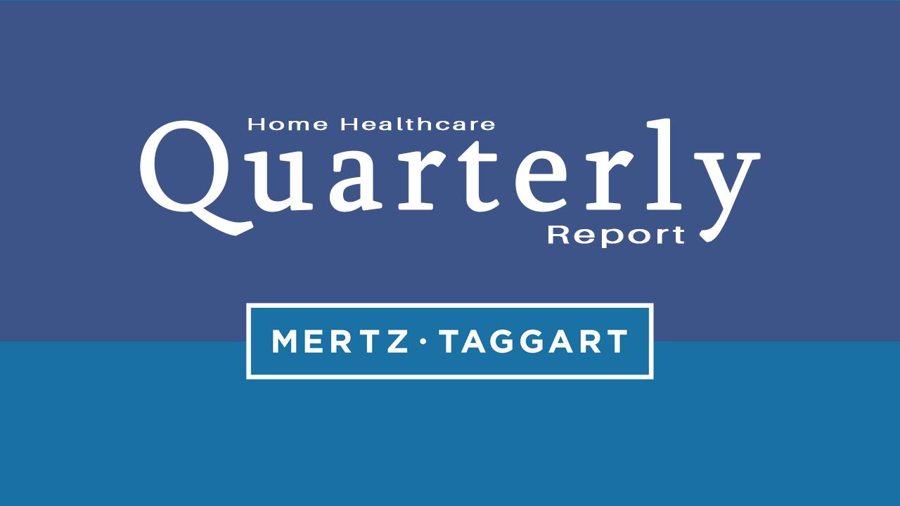 Homehealth Quarterly Report