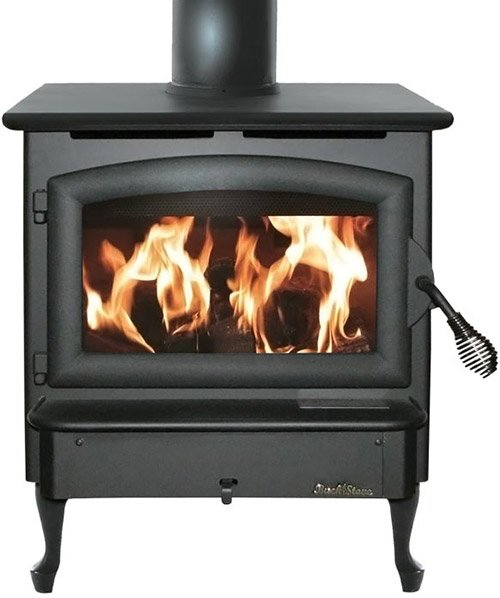 New Wood Stoves  Reducing Pollution
