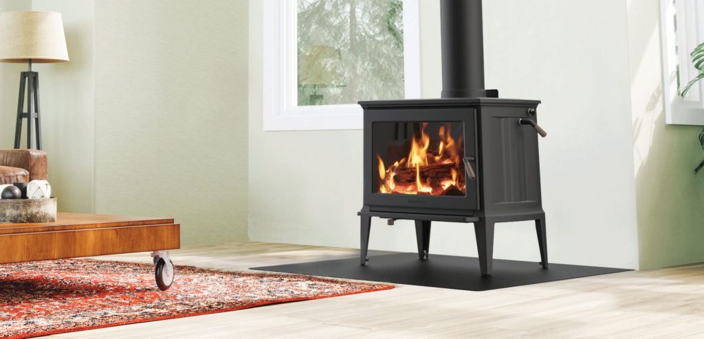 Green Mountain Free Standing Wood Stove