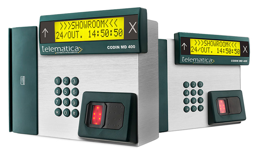 Controlador eletrônico de acesso