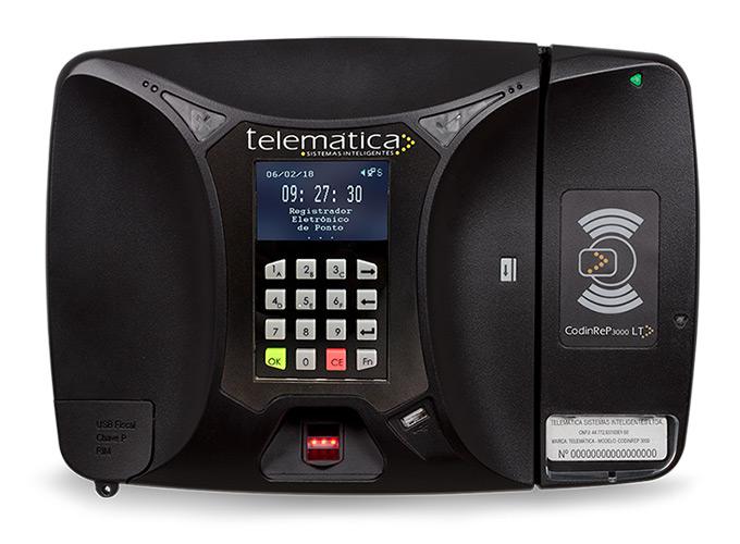 CodinReP 3000 LT Telematica