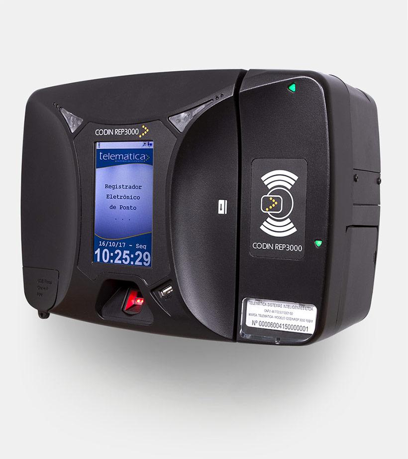 ReP3000 Homologado INMETRO Telemática