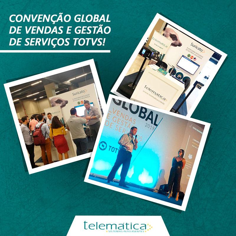 Convenção Global Totvs - Telemática