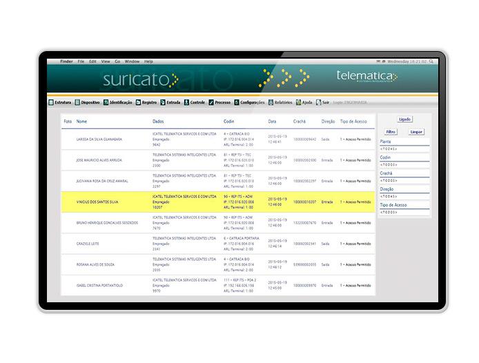 Suricato Software de Gestão Integrada