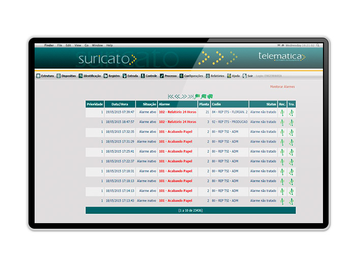 Software de Gestao Multilingua