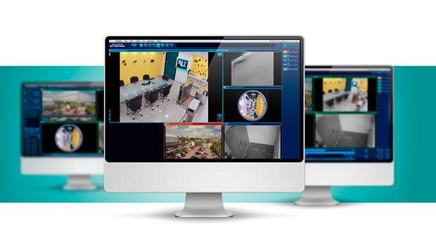 Sistema completo de segurança, fundamentado em captação e monitoramento de imagens